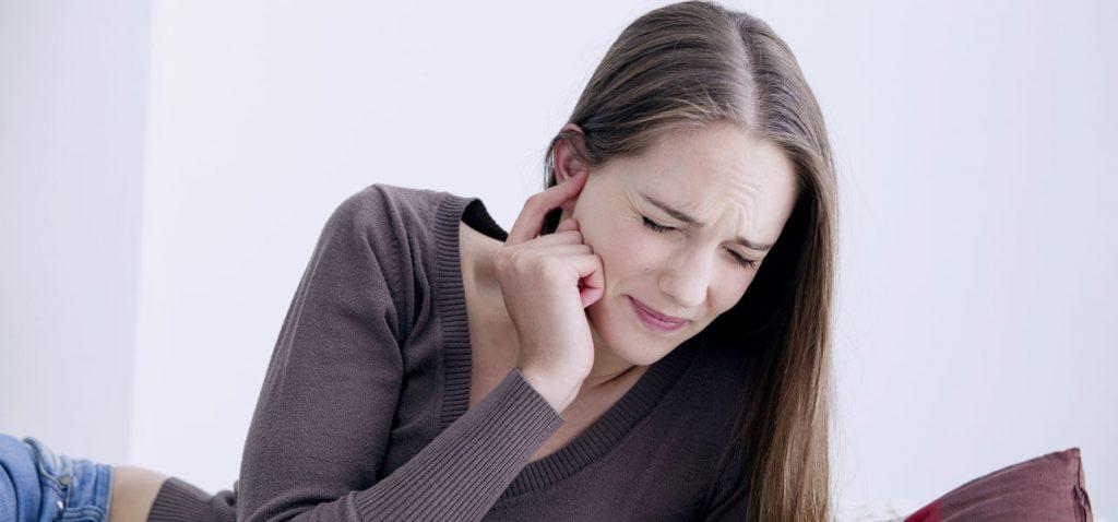 דלקת אוזניים - טיפול בעזרת דיקור סיני