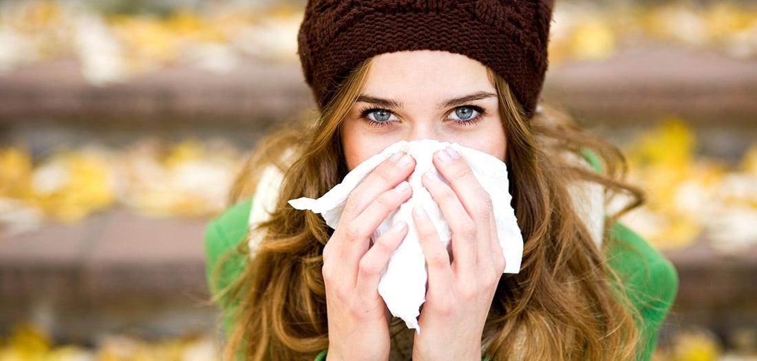 דיקור סיני לטיפול בשפעת